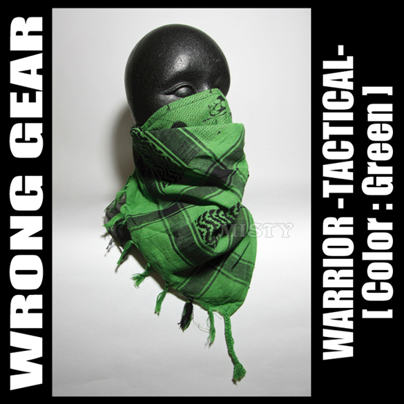WARRIOR/GREEN商品画像