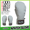 APATCH GLOVE/SNOW