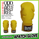 APATCH GLOVE/SUNFLOWER