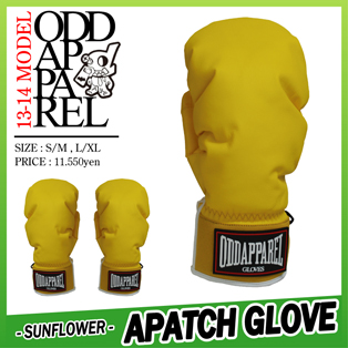 APATCH GLOVE画像