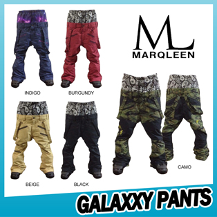 GALAXXY PANTS画像