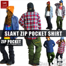 SLANT POCKET SHIRT