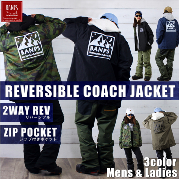 COACH JACKET/MTの商品画像