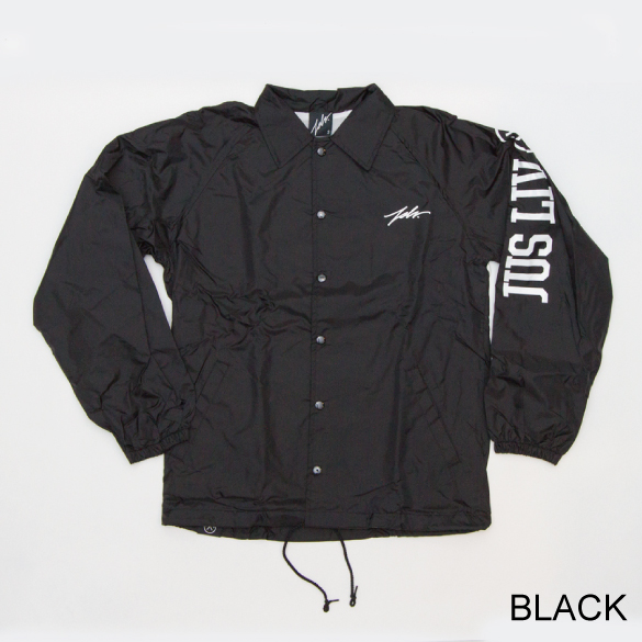 JUST LIV COACH JACKETのカラー画像01