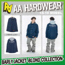 BARLY JACKET -BLOND COLLECTION- PIRATE LOGO