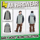 BARLY JACKET -BLOND COLLECTION- THRASHER