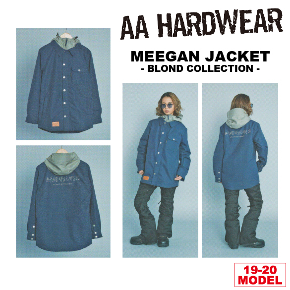 MEEGAN JACKET/TEAM LOGOの商品画像