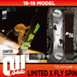 X FLY SPIN -LONG SIZE-